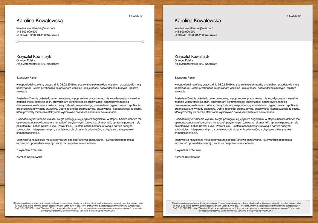 List Motywacyjny Gotowe Wzory I Wskazówki